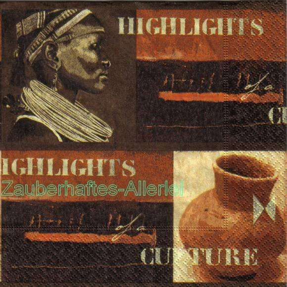 10264 Highlights - Afrika Massai