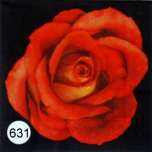 10631 Feinstein - Red Rose