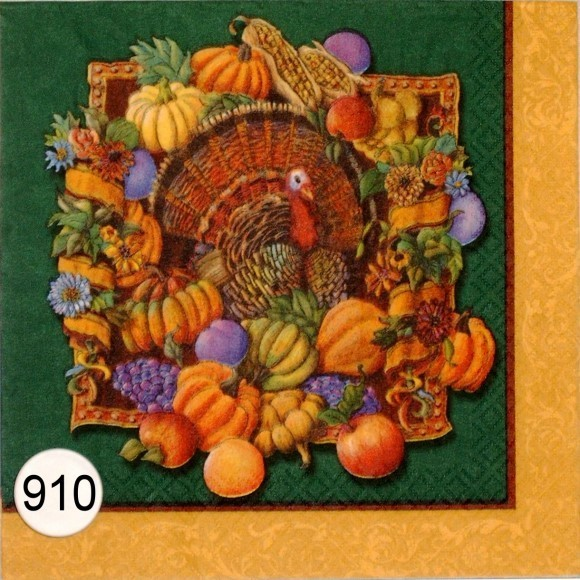 10910 Herbstmotiv 1 (Thankgivings Bounty)