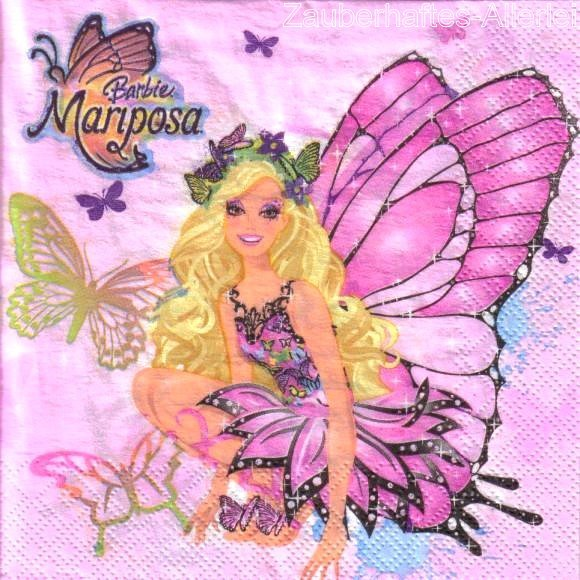 10938 Barbie Mariposa
