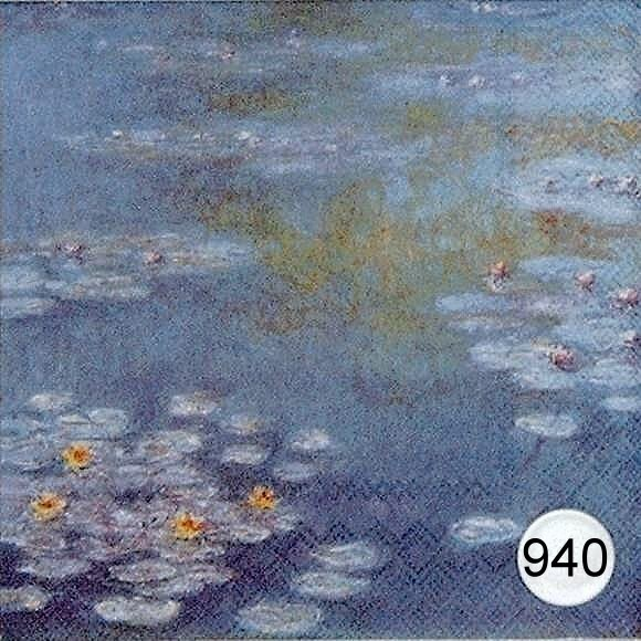 10940 Waterlilies (Monet)